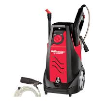 High Pressure Washer Hds 7 by Powerwasher The Weekender 1 400 Psi Electric Pressure Washer
