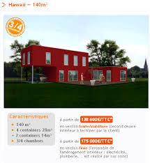 maison container la maison design à prix discount