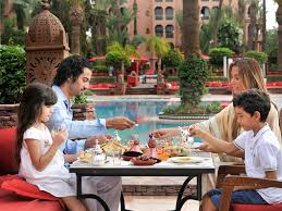 100 L Oasis OASIS MARRAKECH Restaurants By Accor