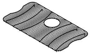 Sink Grid Stainless Steel by Elkay Lkwobg2816ss Bottom Sink Grid Stainless Steel
