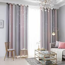 doppelschicht vorhang verdunkelnd garn tüll gardinen