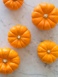 Bake Pumpkin For Pies by No Bake Pumpkin Creme Brulee Spoon Fork Bacon