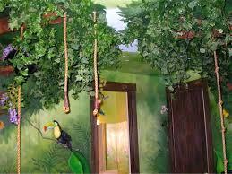 Design Dazzle Jungle Rooms