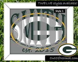 Green Bay Packers Pumpkin Designs by Green Bay Packers Etsy