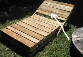 Pallet Patio Table Plans by Wood Pallet Outdoor Furniture