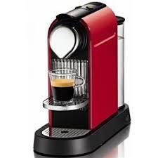 Nespresso C111 US RE NE1 Citiz Espresso Maker Red