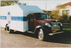 100 1929 Chevy Truck 1946 Chevrolet Maple Leaf Fitted With A 454 V8 Transporter
