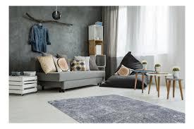 rugs carpets teppich flachflor mit retro design in petrol
