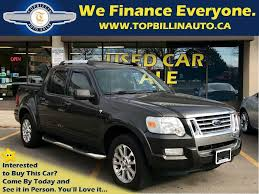 Used 2007 Ford Explorer Sport Trac Limited 4.6L LEATHER, SUNROOF For ... 2003 Ford Explorer Sport Trac Photos Informations Articles For Sale 2007 Ford Explorer Sport Trac Limited Stk P5749 Www Used 2010 Xlt 4x4 90 Day Warranty For 2008 Reviews And Rating Motor Trend 4x4 Trucks Suvs Cars Adrenalin 1 Owner Review Ravenel Overview Cargurus 2009 Adrenalin Truck For Sale 43764 Sale In Houston Tx Stock
