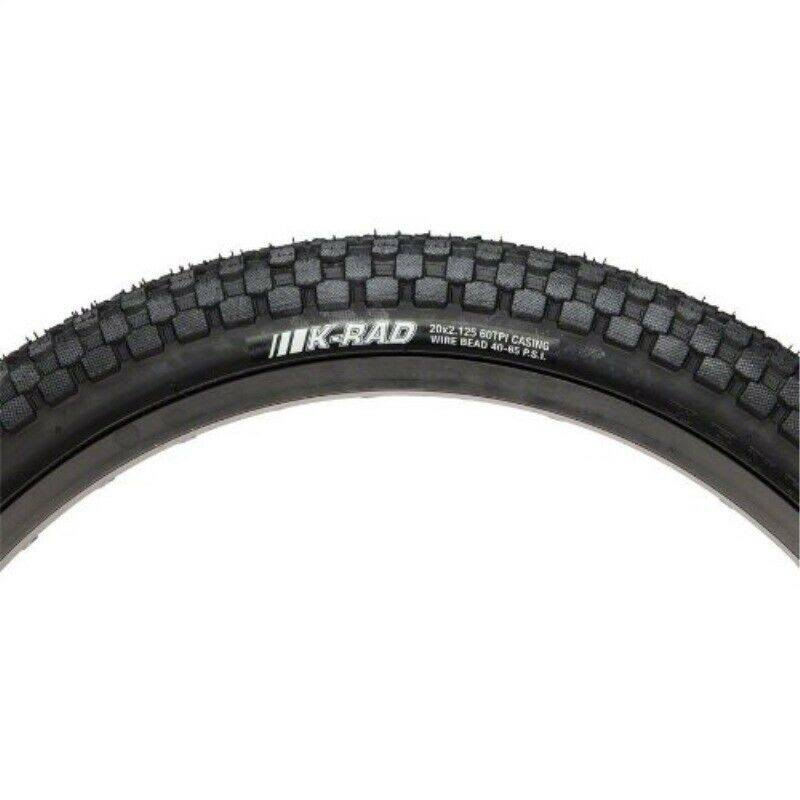 Kenda K-Rad K905 Bicycle Tire - Black