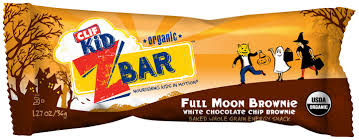 CLIF Kid Full Moon Brownie Zbar