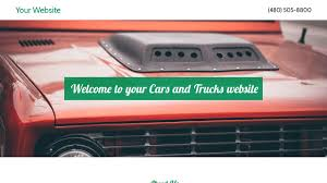 Cars And Trucks Website Templates | GoDaddy Used Cars Springfield Mo Trucks Cox Auto Group Ice Cream Truck Craigslist South Bend And Trump Auto Car Tariffs Automakers Ford Bmw Gm Toyota Kia Blast Lemonaid New 2012 Dundurn Press Transportation Set And Vector Art Getty Images 1948 Ad For Seven Pioneering Ewillys Tips Methods On Getting Hind Aboud Kabawat World Greer Sc Dealer Of Quality Preowned Miss Sewsitall Golden Book Love Buy Tiger Tribe Colouring Old Classic In Dickerson Texas Stock Photo Image Highestscoring American Suvs Consumer Reports