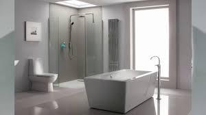 moderne badezimmer fliesen grau ideen haus ideen