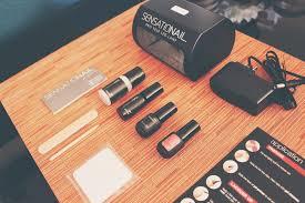 Sensationail Pro 3060 Led Lamp by Sensationail Gel Starter Kit First Impression Review U2014 Hello