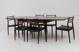 Danish Dining Room Set By Niels Otto Møller For JL Møllers, 1960s ... 1960s Ding Room Table Chairs Places Set For Four Fringed Stanley Fniture Ding Chairs By Paul Browning Set Of 6 For Proper Old Room Tempting Large Chair Pads As Well Broyhill Newly Restored Vintage Aptdeco Four Rosewood Domino Stildomus Italy Ercol Ding Room Table And 4 Chairs In Cgleton Cheshire Teak Table Greaves Thomas Mid Century Duck Egg Green Bernhardt Modern Walnut Brass Lantern Antiques Niels Otto Mller Two Model No 85 Teak
