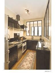 cuisine exemple déco tapis cuisine exemples d aménagements intérieur tapis de