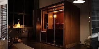 klafs s1 die kleine sauna die in jeden raum passt klafs
