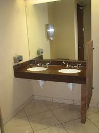 Ada Bathroom Counter Depth by Striking Display Ada Bathroom Sink Inspiration Home Designs