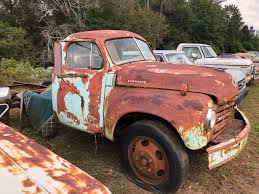 100 1950 Studebaker Truck Another Graveyard Find 2R5 I Think Around Model