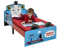 thomas the tank engine toddler bed by hellohome amazon co uk