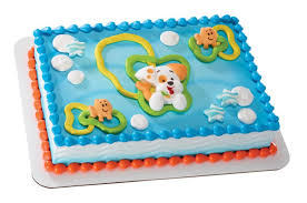 Bubble Guppies Cake Toppers by Bubble Guppies Edible Sugar Cake Decorations U2013 Bling Your Cake