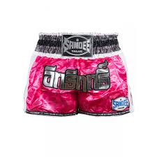 buy sandee pink silver supernatural thai shorts from uk supplier