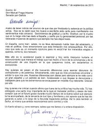 Carta Personal De Un Trabajo