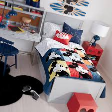 Mickey Mouse Bedding Twin by Mickey Mouse Color Block Mickey Quilt By Ethan Allen Shopdisney