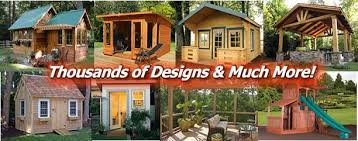 Shed Plans Guru The Collection of Outdoor Shed Plans & Design