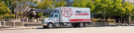 100 Shred Truck Mobile Ding S OnSite Service PROSHRED