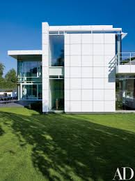 100 Richard Meier Homes Designs A Minimalist Home In Luxembourg Exterior