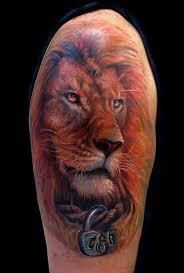 Check Out The Best Lion Tattoos For Men