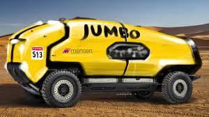 100 Dakar Truck Are We Ready For An AV Mensen Auto