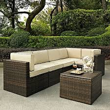 crosley palm harbor patio furniture collection bed bath beyond