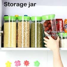 Kitchen Storage Containers Glass Jars And Lids Food Candy Tea Container Caning Sealing Mason
