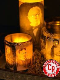 Scary Halloween Props To Make by Spooky Halloween Candle Tutorial Dollar Store Halloween Dollar