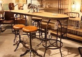 Moes Rustic Bistro Furniture Set