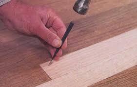 Applying Polyurethane To Hardwood Floors Youtube by Patching Damaged Wood Floors This Old House