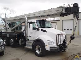 100 Aspen Truck National 14127A 33Ton Boom Crane For Sale Or Rent S
