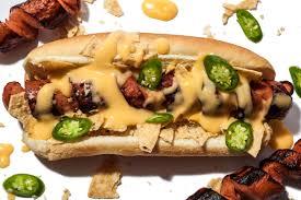 Halloween Hotdog Fingers Recipe by Theater Nachos Spiral Cut Dogs Recipe Chowhound