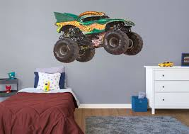 Dragon - Huge Officially Licensed Monster Jam Removable Wall Decal ... Cars Wall Decals Best Vinyl Decal Monster Truck Garage Decor Cstruction For Boys Fire Truck Wall Decal Department Art Custom Sticker Dump Xxl Nursery Kids Rooms Boy Room Fire Xl Trucks Stickers Elitflat Plane Car Etsy Murals Theme Ideas Racing Art