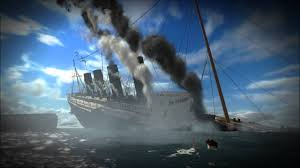 sinking of rms lusitania lest we forget an allegorical short