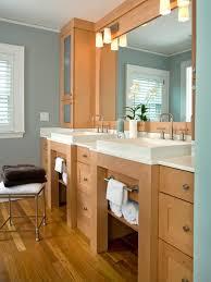 Tall Corner Bathroom Storage Cabinet by Furniture Bathroom Vanity And Linen Closet Combo Linen Storage