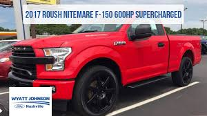 REAL. FAST. TRUCK. 2017 Roush F-150 Nitemare SUPERCHARGED 600HP ... 2016 Ford F150 Roush Phase 2 Sc 2017 Lariat Need Front License Plate Mounted Forum Roushs 650 Horse Amazes Truck Fans At Sema Review Performance 2018 F250 Super Duty 2014 Roush Rt570 Truck Fx4 570hp Supercharged Ford F 150 14 Raptor New Raptor And Supercharged Offroad Like Custom 590hp Youtube Nitemare 600hp For Sale 060 In Arrives With 600 Hp