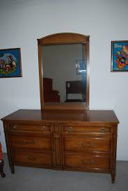 Drexel Heritage Dresser Mirror by Drexel Double Dresser With Mirror For The Home Pinterest