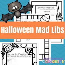 Halloween Mad Libs Free by Halloween Mad Libs U2013 Only Passionate Curiosity