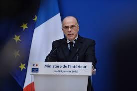 conférence de presse du ministre de l intérieur du 08 janvier 2015