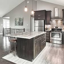 image de cuisine contemporaine cuisines beauregard cuisine réalisation 357 armoires de cuisine