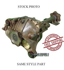 Silverado Differential | EBay Working Trucks Jim Carter Truck Parts Id A 19992016 Ford Sterling 105 Rear Axle My 851991 F350 Dana 60 Front Differential Idenfication Learn How To Identify What Type Of Shaft Length And Bolt Circle Measurement Sierra Gear Boltin Rearend Buyers Guide Hot Rod Network Determine Differential Gear Ratio Without Rpo Code Blazer Chevy 10 End Chart Lovely Rebuilding An 01 Texas Shdown 2016 Max Towing Overview Piuptruckscom News 10bolt Know Youre Looking At Amazoncom 1988 1998 Chevrolet C1500 Gmc 6 Do I Identify 1948 Ford 1 Ton From 12