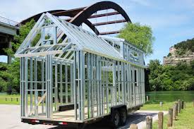 100 Homes Made Of Steel Frame Trailer Kits Tiny House Chattanooga
